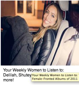 Women to Listen to